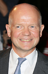 William Hague, GQ Men of the Year Awards, Royal Opera House, London UK, 03 September 2013, (Photo by Richard Goldschmidt)