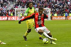 Nice vs FC Nantes - 18 February 2018
