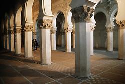 Santa Maria La Blanca Synagogue; Toledo,