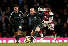 Arsenal v Manchester City, 1 March 2018