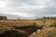 The Scottish Highlands on the 4th November 2018 on the west coast of Scotland in the United Kingdom. Wester Ross is an area of the Northwest Highlands of Scotland
