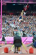 Olympic Stadium, Stratford, London, United Kingdom<br /> <br /> Description:<br /> <br /> 2012 London Olympic, Athletics, <br /> . <br /> <br /> 20:12:21  Friday  10/08/2012 [Mandatory Credit: Peter Spurrier/Intersport Images]