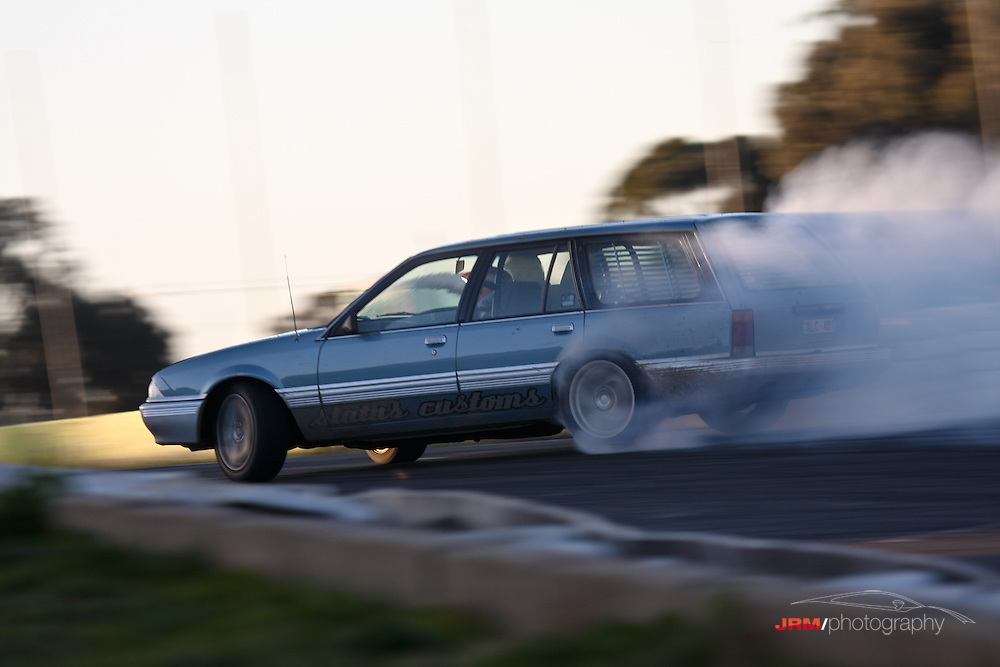 Vic Drift July practice day, 2010.