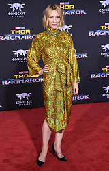 Marvel's 'Thor: Ragnarok' World Premiere held at the El Capitan Theatre. 10 Oct 2017 Pictured: Cate Blanchett. Photo credit: O'Connor/AFF-USA.com / MEGA TheMegaAgency.com +1 888 505 6342