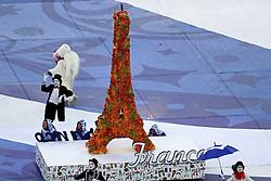 July 2, 2017 - Cerimônia de encerramento antes da partida entre Chile x Alemanha válida pela Final da Copa das Confederações 2017, neste domingo (02), realizada no Estádio Krestovsky (Arena Zenit), em São Petersburgo, na Rússia. (Credit Image: © Heuler Andrey/Fotoarena via ZUMA Press)