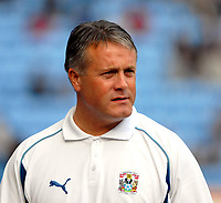 Photo: Ed Godden.<br />Coventry City v Plymouth Argyle. Coca Cola Championship. 30/09/2006. Coventry Manager Micky Adams.