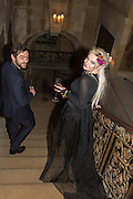 GEORGE HOWARD; GRACE CHATTO, Bella Howard 30th birthday, Castle Howard, Dress code: Flower Fairies and Prince Charming, 3 September 2016