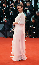 September 2, 2017 - Venice, Italy - Bruna Marquezine walks the red carpet ahead of the 'Suburbicon' screening during the 74th Venice Film Festival  in Venice, Italy, on September 2, 2017. (Credit Image: © Matteo Chinellato/NurPhoto via ZUMA Press)