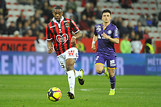 Nice vs Toulouse - 15 March 2019