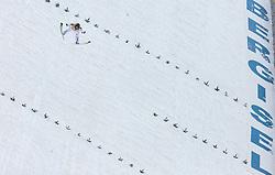 03.01.2016, Bergisel Schanze, Innsbruck, AUT, FIS Weltcup Ski Sprung, Vierschanzentournee, Bewerb, im Bild Peter Prevc (SLO) // Peter Prevc of Slovenia during his Competition Jump of Four Hills Tournament of FIS Ski Jumping World Cup at the Bergisel Schanze, Innsbruck, Austria on 2016/01/03. EXPA Pictures © 2016, PhotoCredit: EXPA/ JFK
