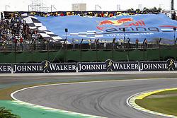 November 10, 2018 - Sao Paulo, Brazil - Motorsports: FIA Formula One World Championship 2018, Grand Prix of Brazil World Championship;2018;Grand Prix;Brazil  (Credit Image: © Hoch Zwei via ZUMA Wire)