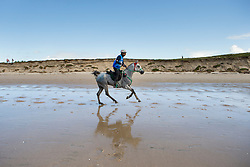 Ahmed Salim Mohamed Al Hamdani, (OMA), Raqqas Larzac<br /> Alltech FEI World Equestrian Games™ 2014 - Normandy, France.<br /> © Hippo Foto Team - Leanjo de Koster<br /> 25/06/14