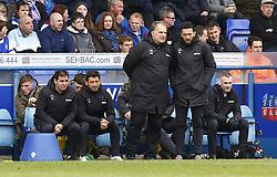 May 5, 2019 - Ipswich, England, United Kingdom - Leeds United manager Marcelo Bielsa .during Sky Bet Championship match between Ipswich Town and Leeds United at Portman Road, Ipswich on 05 May 2019. (Credit Image: © Action Foto Sport/NurPhoto via ZUMA Press)