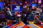 """September 19, 2021 - USA: Bravo's """"Watch What Happens Live With Andy Cohen"""" - Episode: 18148"""