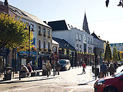 A view of Main Street, Killarney in County Kerry<br /> Picture by Don MacMonagle -macmonagle.com