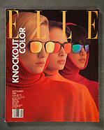 Elle Mag Setp 1988