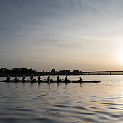 04/15/2016 - Women's Rowing v UCSD