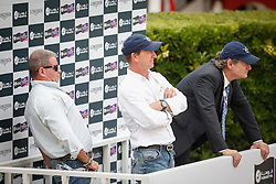 Robert Ridland (USA), chef d'equipe <br /> Team consolation competition<br /> Furusiyya FEI Nations Cup Jumping Final<br /> CSIO Barcelona 2013<br /> © Dirk Caremans