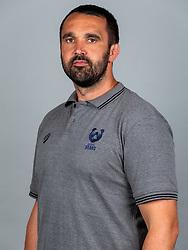 Jonathan Thomas - Mandatory by-line: Robbie Stephenson/JMP - 01/08/2019 - RUGBY - Clifton Rugby Club - Bristol, England - Bristol Bears Headshots 2019/20