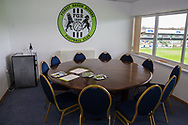 Hospitality suite during the Vanarama National League match between Forest Green Rovers and Chester FC at the New Lawn, Forest Green, United Kingdom on 14 April 2017. Photo by Shane Healey.
