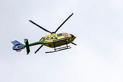 The country's emergency air ambulance response network is set to be enhanced as Scotland's Charity Air Ambulance (SCAA) announces plans to launch a second aircraft.<br /> SCAA, which has operated a helicopter air ambulance since 2013, intends to raise £6m - the equivalent of around three year's running costs - to fund a second life-saving helicopter prior to launch. This will increase the response capability to time-critical medical emergencies, retrievals and urgent transfers across the whole of Scotland.