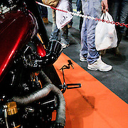 Salone Internazione del motociclo 2010 a Milano..International motorcycle exibition 2010 in Milan