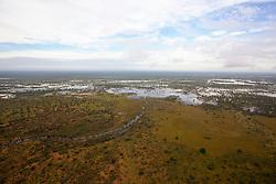Floodplains near the Fitzroy River.