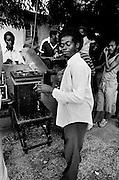 Oracabessa DJ - Sound System Triptych - Jamaica 1978