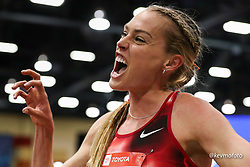 2020 USATF Indoor Championship<br /> Albuquerque, NM 2020-02-14<br /> photo credit: © 2020 Kevin Morris