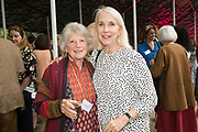 DAME CARMEN CALLIL, JOANNA MACKLE,  party to celebrate the longlist 2019 Booker prize for fiction. . Serpentine gallery.