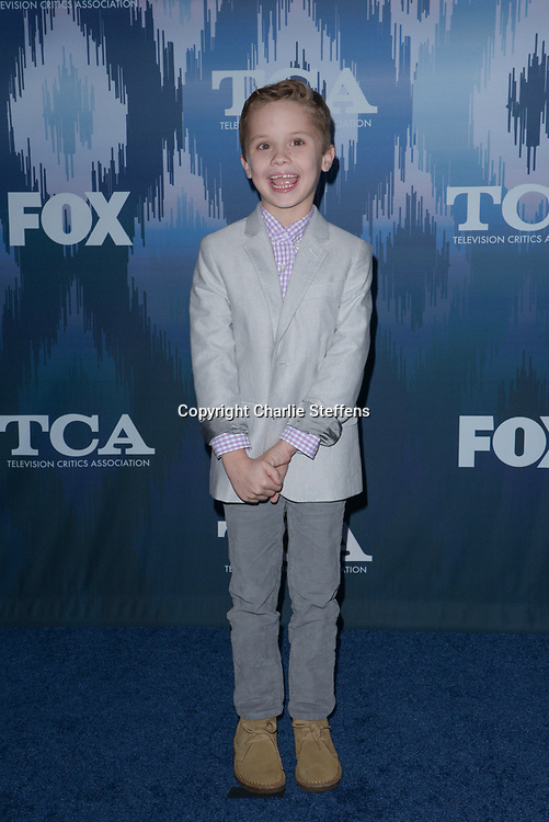 JACK STANTON at the Fox Winter TCA 2017 All-Star Party at the Langham Hotel in Pasadena, California