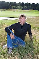 DEN DOLDER - Wouter de Vries werd gediskwalificeerd tijdens het NK Strokeplay golf op Golfsocieteit  De Lage Vuursche. COPYRIGHT KOEN SUYK