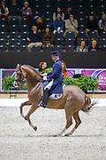Pierre Volla on Badinda Altena during the Equestrian FEI World Cup Dressage Lyon 2017 on November 2, 2017 at Eurexpo Lyon in Chassieu, near Lyon, France - Photo Romain Biard / Isports / ProSportsImages / DPPI