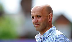 Exeter City's Manager Paul Tisdale. - Photo mandatory by-line: Harry Trump/JMP - Mobile: 07966 386802 - 18/07/15 - SPORT - FOOTBALL - Pre Season Fixture - Exeter City v Bournemouth - St James Park, Exeter, England.