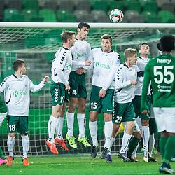 20151125: SLO, Football - Prva liga Telekom Slovenije 2015/16, NK Olimpija Ljubljana vs NK Krka