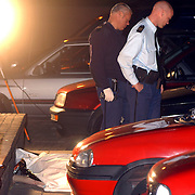 Persoon van flat gesprongen Aagje Dekenlaan Bussum, zelfmoord