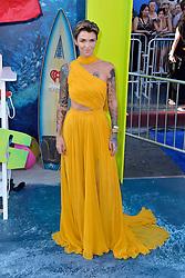 August 6, 2018 - Los Angeles, Kalifornien, USA - Ruby Rose bei der Premiere des Kinofilms 'The Meg' im TCL Chinese Theatre. Los Angeles, 06.08.2018 (Credit Image: © Future-Image via ZUMA Press)