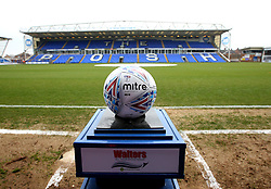 A general view of The ABAX Stadium, home of Peterborough United - Mandatory by-line: Robbie Stephenson/JMP - 24/03/2018 - FOOTBALL - ABAX Stadium - Peterborough, England - Peterborough United v Bristol Rovers - Sky Bet League One