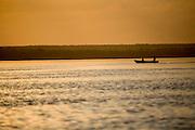 Sao Romao_MG, Brasil...Rio Sao Francisco, o rio da integracao nacional, Minas Gerais...The Sao Francisco river, It is an important river for Brazil, called the river of national integration, Minas Gerais...Foto: JOAO MARCOS ROSA / NITRO