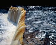 Tahquemanon Falls State Park, Michigan, June, 1987.