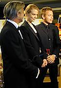 Baz Luhrman, Nicole Kidman & Ewan McGregor.Hollywood Movie Awards Gala.For The Hollywood Film Festival.Beverly Hilton Hotel.Los Angeles, CA, USA.August 06, 2001.Photo by Celebrityvibe.com..