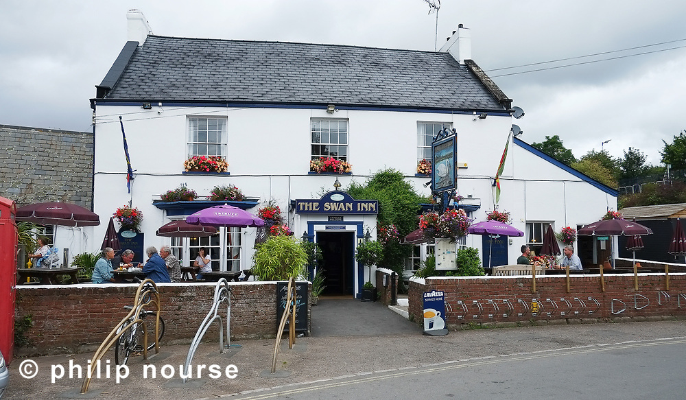 The Swan Inn, Lympstone, Devon