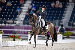 Schneider Dorothee, GER, Showtime FRW, 138<br /> Olympic Games Tokyo 2021<br /> © Hippo Foto - Dirk Caremans<br /> 25/07/2021