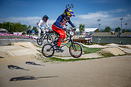2021 UCI BMXSX World Cup 1&2<br /> Verona (Italy) - Friday Practice<br /> ^we#217 RIDENOUR, Payton (USA, WE) Mongoose, E6 Wheels