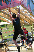 Tough Mudder - May 2012 - Northamptonshire - Monkey Bars