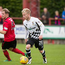 Inverness Caledonian Thistle's Connor Bell. Brechin City 0 v 4 Inverness Caledonian Thistle, Scottish Championship game played 26/8/2017 at Brechin City's home ground Glebe Park.