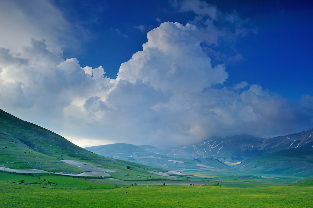 Pian Perduto, Sibillini National Park, Italy; WWoE Mission