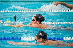 Tjasa Oder during practice session of Slovenian Swimming National Team, on June 7, 2017 in Zusterna, Koper / Capodistria, Slovenia. Photo by Vid Ponikvar / Sportida