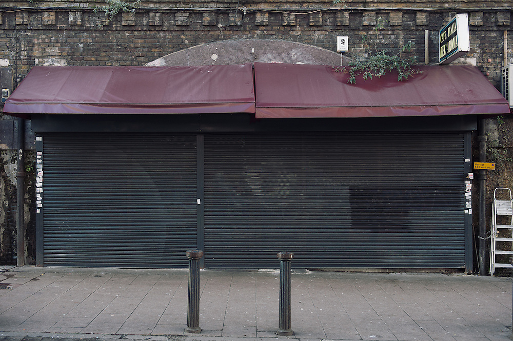 Moroccan Cafe.<br /> 4 Brixton Station Road. <br /> <br /> The Cafe opened 25 years ago, Soliman the current owner took over 4 years ago.