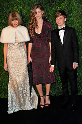 Anna Wintour attends the 58th London Evening Standard Theatre Awards in association with Burberry, London, UK, November 25, 2012. Photo by Chris Joseph / i-Images.